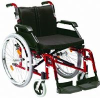 XS Aluminium Self Propel Wheelchair